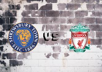Shrewsbury Town vs Liverpool  Resumen y Partido Completo