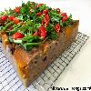 Steamed Savoury Yam and Pumpkin Kueh