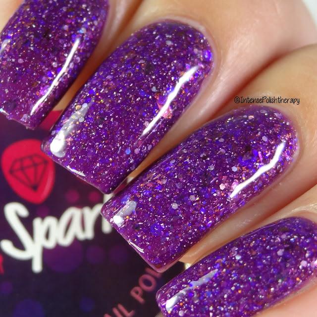 Ms. Sparkle - Curiouser & Curiouser