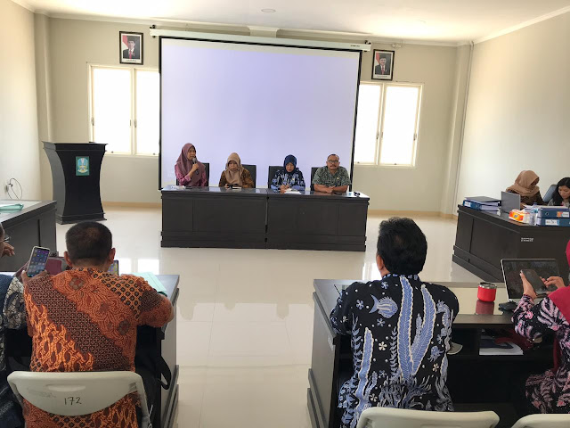 Tim Evaluasi, Ajukan Tantangan 8 Zona Reformasi Birokrasi di PPP Bulu