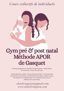 Pré, post, natal, Rennes, prénatal, postnatal, méthode, De Gasquet, Elaïs Livingston, La Tour d'Auvergne, femmes enceintes, yoga, grossesse,