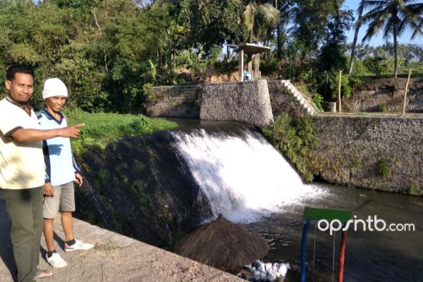 Pemuda Tembeng Putik Sulap Sungai Jadi Tempat Wisata