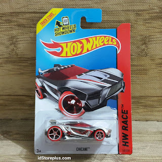 HOT WHEELS CHICANE CHROME HIDDEN TREASURE HUNT HW RACE 162/250