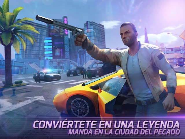 Gangstar Vegas 3.1.0r (MOD) APK Download for free