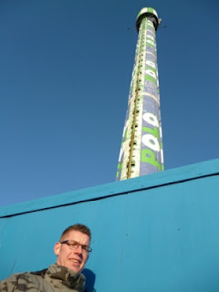 The Polo Tower in Morecambe