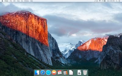 طريقة تغيير واجهة نظام لينكس Lunix إلى نظام ماك (macOS Sierra)