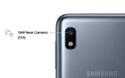 Spesifikasi Kamera Samsung Galaxy A10