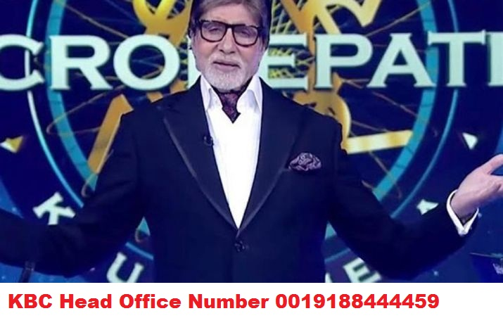 Jio kbc head office number 0019188444459