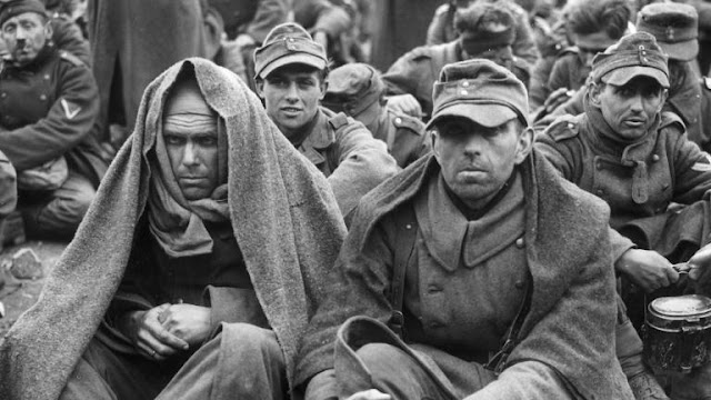 WWII Film Guide: Prisoners of War