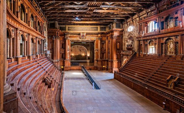 teatro Farnese-Parma