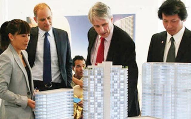 Người nước ngoài được xác định rõ khu vực mua nhà