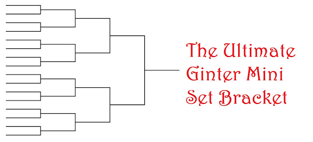 Ultimate Allen & Ginter Mini Set Bracket Contest