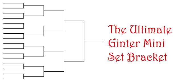 Ultimate Allen & Ginter Mini Set Bracket Contest