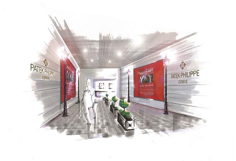 Patek Philippe Watch Art Grand Exhibition, Marina Bay Sands Singapore