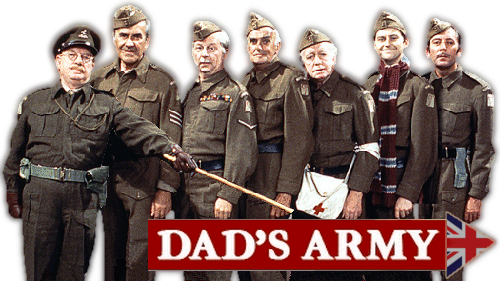Oldhammer on a budget: Dad's Army - Don't Panic, Don't Panic!