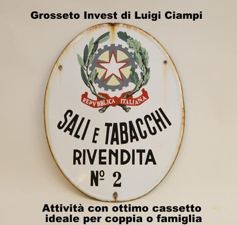 Licenza-Tabacchi-in-vendita-a-Grosseto, Grosseto Invest di Luigi Ciampi👈