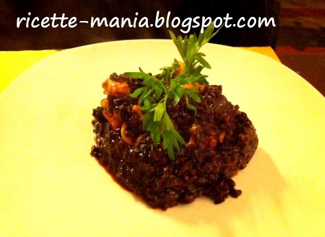 Ricette e idee per cucinare riso venere ai frutti di mare for Cucinare riso venere