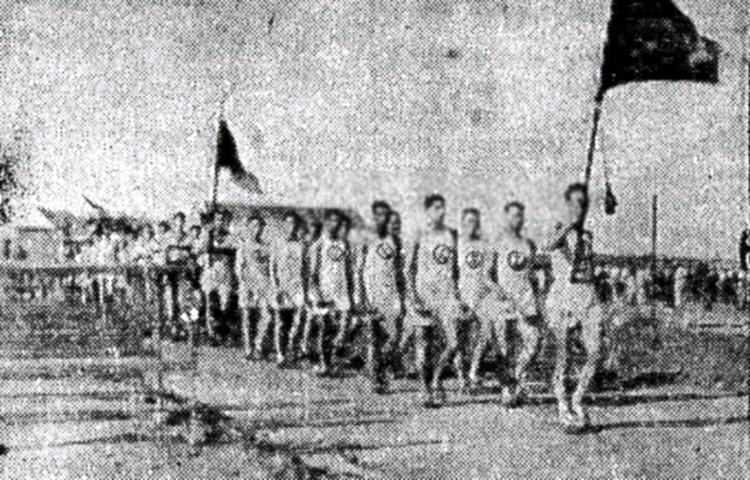 Η κατασκευή του Δημοτικού Σταδίου Αλεξανδρούπολης και οι πρώτοι επίσημοι αγώνες Στίβου το 1930