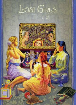 Lost Girls Graphic Novel #1 eBook Download