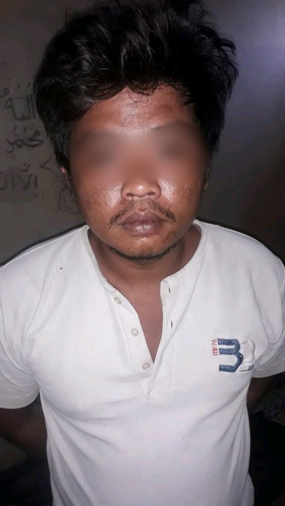 Ciumi dan Remas Kemaluan Korban, Jablay Masuk Penjara