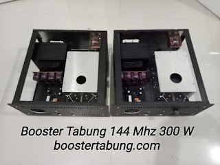 Reticfier Booster Tabung 144 Mhz 300 W