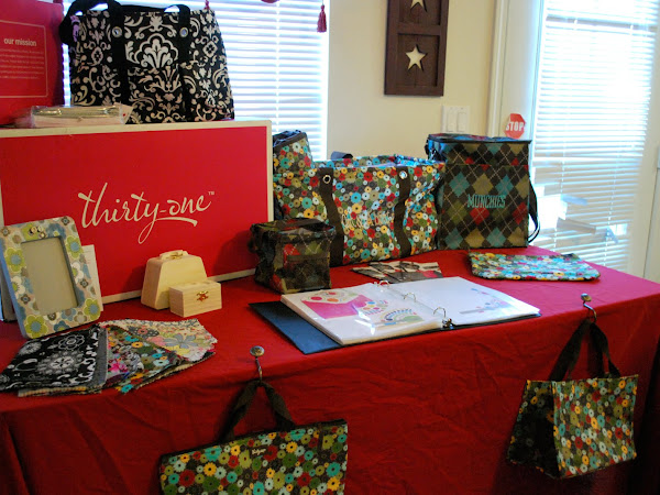 Introducing My New Business Venture: Thirty-One Gifts ♥