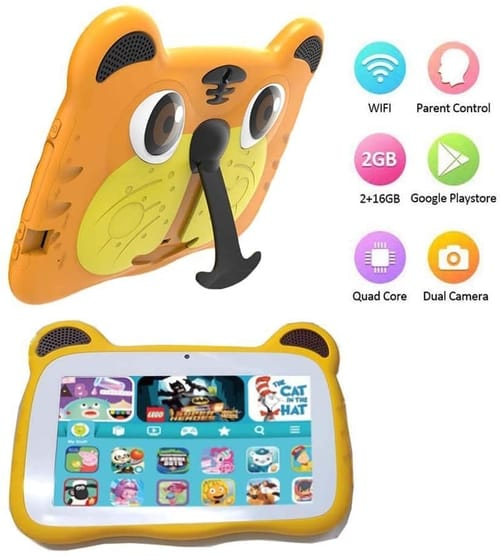 Review YISENCE Android Tablet for Kids