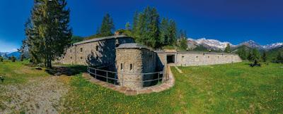 Forte Bramafan Bardonecchia