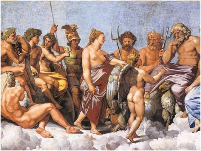 Tanrıların Tanrısı Zeus Kimdir?