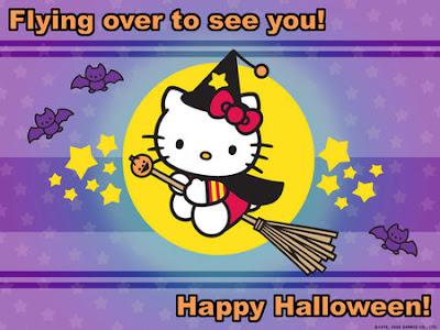 happy halloween kitty halloween wishes 2016