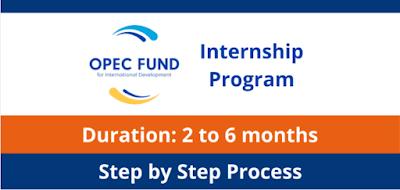 صندوق الأوبك للتدريب الداخلي للتنمية الدولية 2021