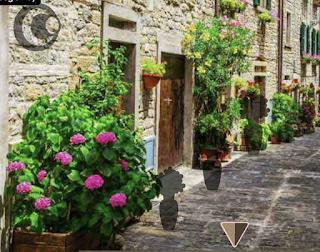 Italian Venice Street Escape Game