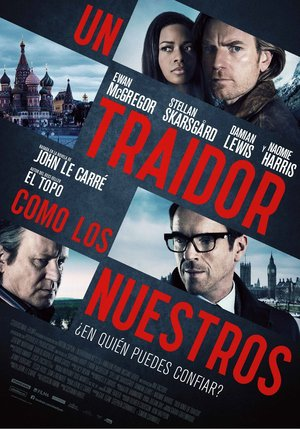 Poster Our Kind of Traitor 2016