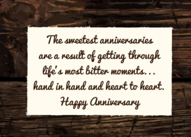 Happy Anniversary Quotes for Couple - Romantic Wedding Wishes