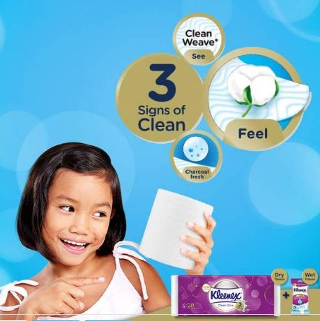 The Importance of Family Hygiene, Kleenex Ultra Soft, Cottony Clean Tissues, Kleenex Tissue