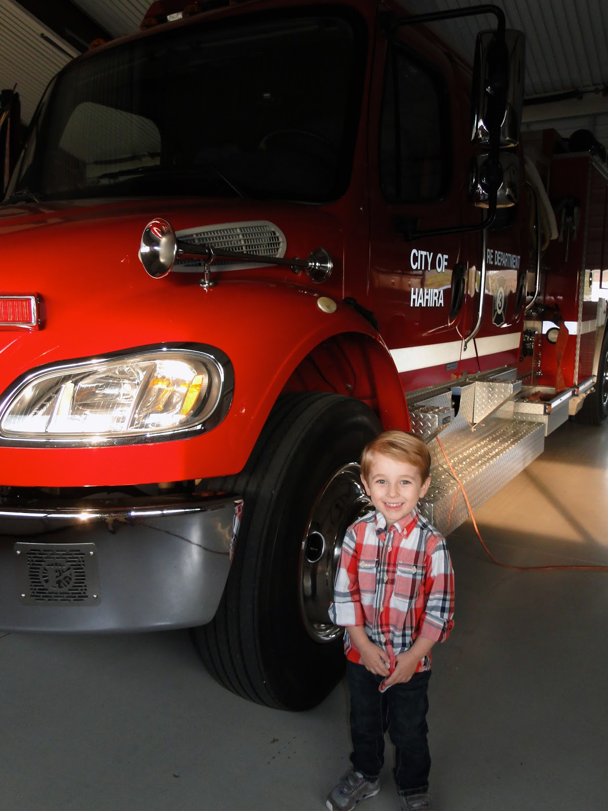 Fire Station Pictures and Invites