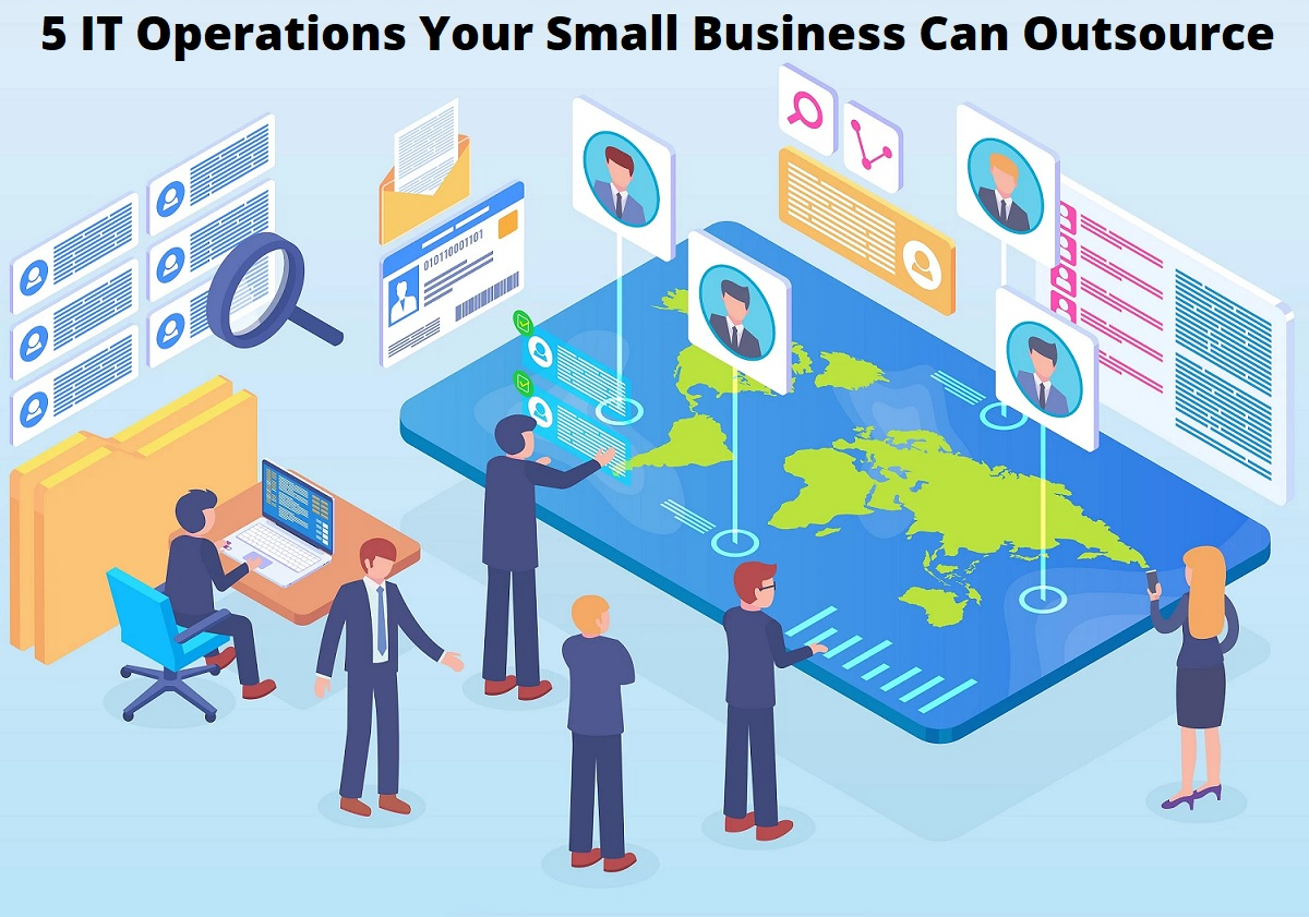 IT Operations Small Business Can Outsource