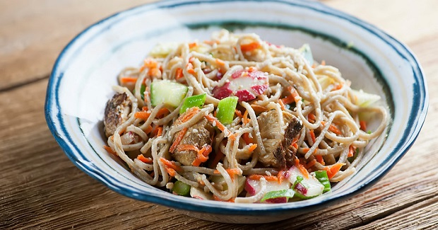 Chicken Soba Noodle Salad Recipe