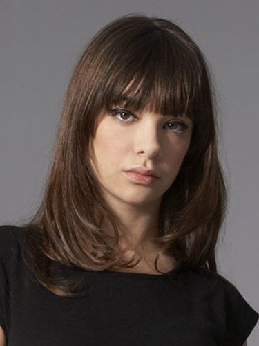 Prom Hairstyles Medium Haircuts With Bangs