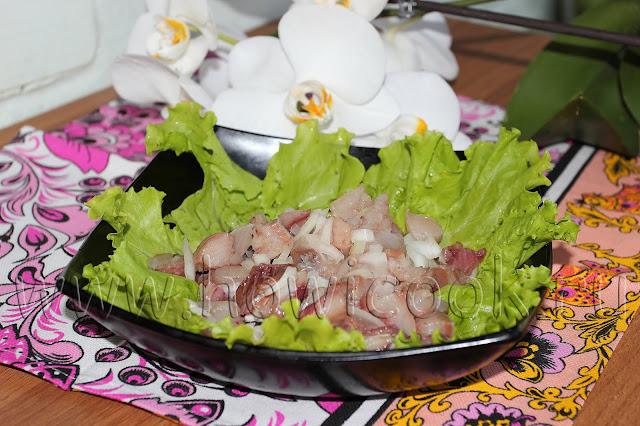 рецепт салата с сельдью и луком как в садике