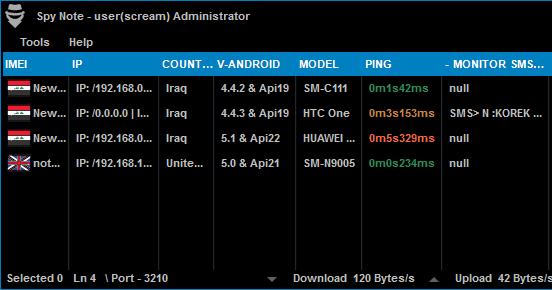 NJRAT 0.8 TÉLÉCHARGER