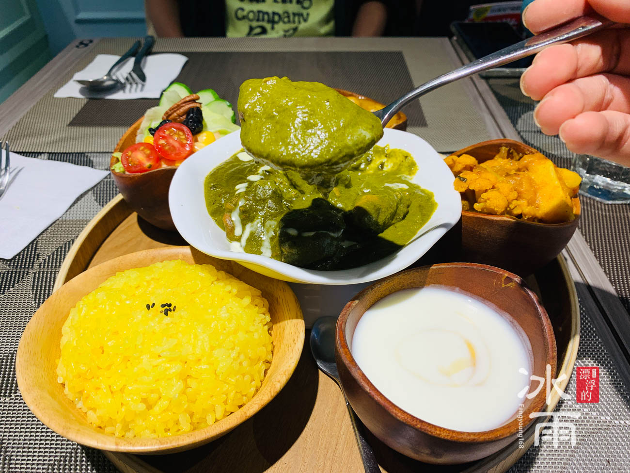 印度咖哩吧|塔麗套餐