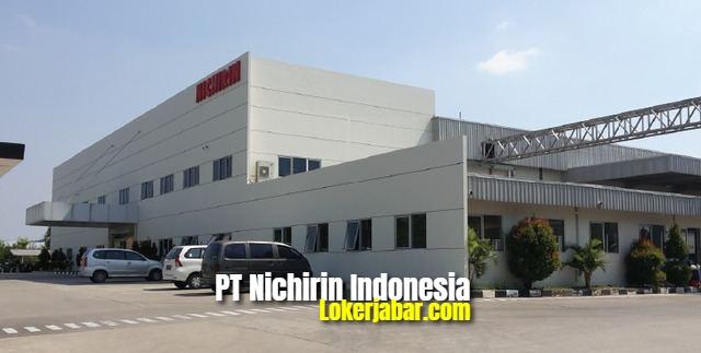 Lowongan Kerja PT Nichirin Indonesia Kawasan KI