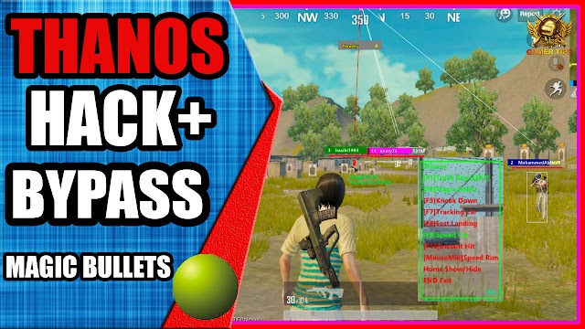 NEW Thanos Hack Safe Now | Pubg Mobile 0.16.5 | Thanos safe Hack Session 11 | www.vnhax.site