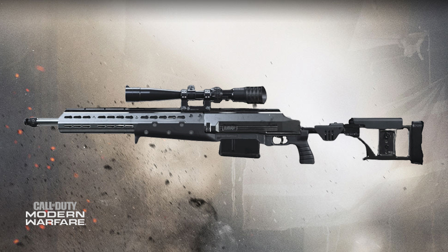 CALL OF DUTY WARZONE'S BEST SNIPER RIFLES: HDR, AX-50