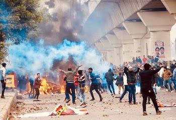 CAB Protest : जामिया हिंसा में दस लोग गिरफ्तार, छह को न्यायिक हिरासत में भेजा