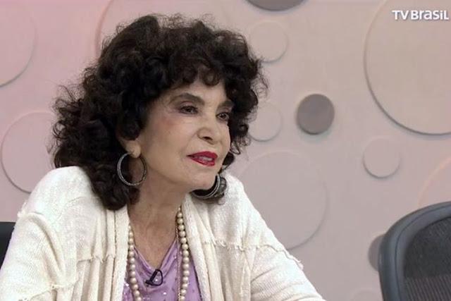 Atriz Lady Francisco morre aos 79 anos no Rio de Janeiro
