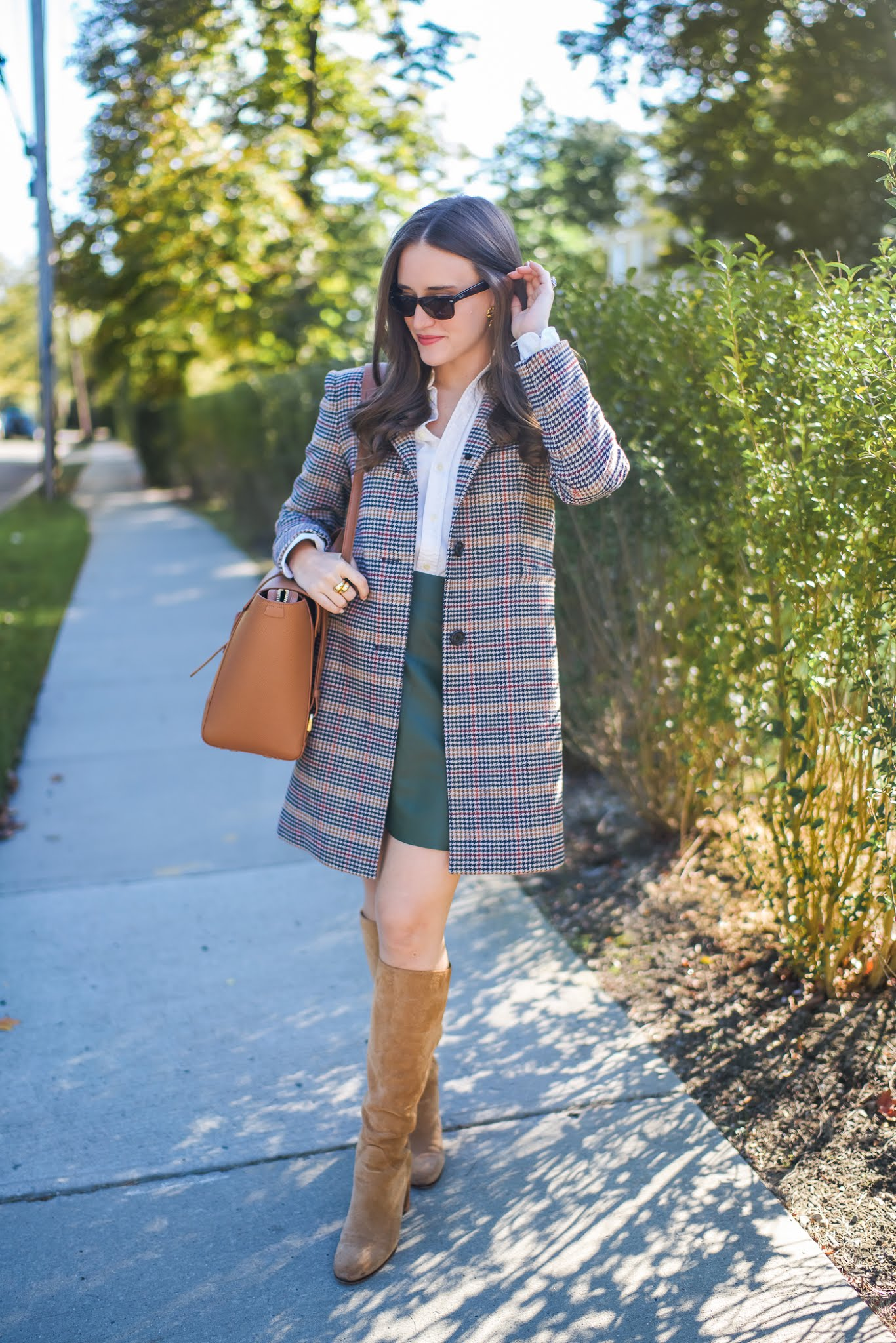 Pre-Fall Outfit Inspiration
