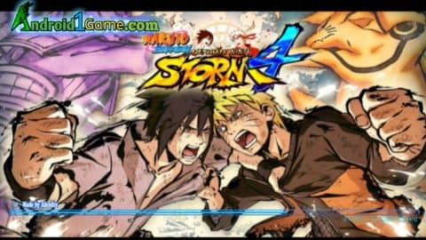 Naruto Ultimate Ninja Storm 4 Mugen Apk