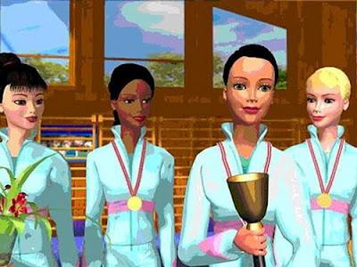 Barbie Team Gymnastics 1.0 Download - Barbie Team ...